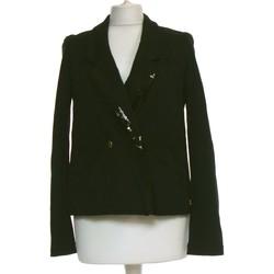 Vêtements Femme Vestes / Blazers Des Petits Hauts Blazer  38 - T2 - M Noir