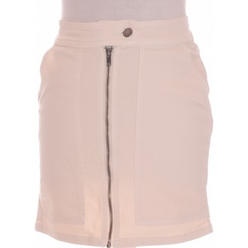 Vêtements Femme Jupes Billabong Jupe Courte  36 - T1 - S Beige