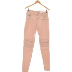 Vêtements Femme Pantalons Best Mountain Pantalon Slim Femme  40 - T3 - L Rose