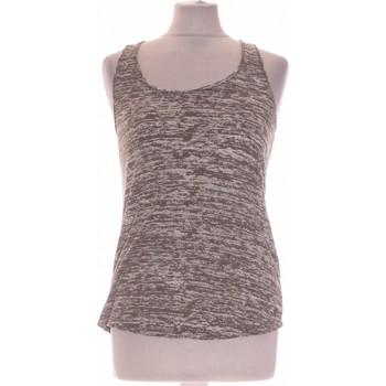 Vêtements Femme Débardeurs / T-shirts sans manche Bonobo Débardeur  36 - T1 - S Gris