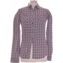 Vêtements Femme Chemises / Chemisiers DC Shoes Chemise  34 - T0 - Xs Violet
