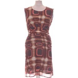 Vêtements Femme Robes courtes Autre Ton Robe Courte  38 - T2 - M Marron
