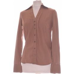 Vêtements Femme Chemises / Chemisiers Mexx Chemise  36 - T1 - S Marron