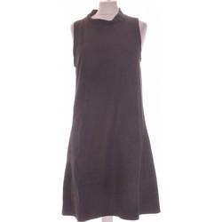 Vêtements Femme Robes courtes Claudie Pierlot Robe Courte  38 - T2 - M Gris