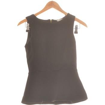 Vêtements Femme Débardeurs / T-shirts sans manche H&M Débardeur  34 - T0 - Xs Noir
