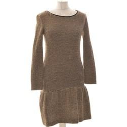 Vêtements Femme Robes courtes 1964 Shoes Robe Courte  36 - T1 - S Marron