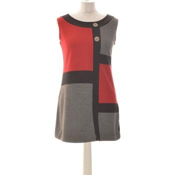 Vêtements Femme Robes courtes Armand Thiery Robe Courte  36 - T1 - S Gris