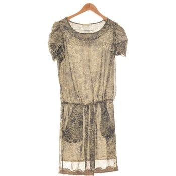 Vêtements Femme Robes courtes Jacqueline Riu Robe Courte  38 - T2 - M Vert