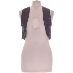 Vêtements Femme Gilets / Cardigans Ange Gilet Femme  38 - T2 - M Bleu