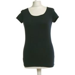 Vêtements Femme Tops / Blouses Escada Top Manches Courtes  36 - T1 - S Bleu