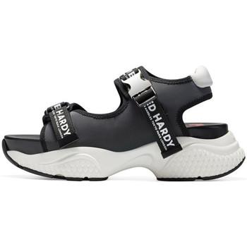 Chaussures Sandales sport Ed Hardy Aqua sandal iridescent charcoal Gris