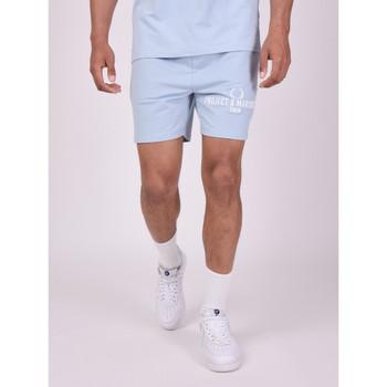Vêtements Homme Shorts / Bermudas Project X Paris Short Bleu Ciel