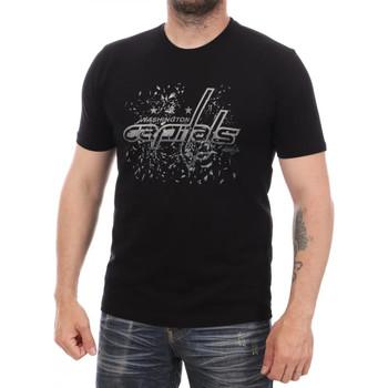 Vêtements Homme T-shirts manches courtes Fanatics 1878MBLK7HWWCA Noir