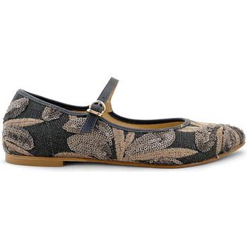 Chaussures Femme Ballerines / babies Ballerette BRERA072-054-334 Gris
