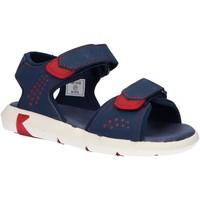 Chaussures Enfant Sandales et Nu-pieds Kickers 858671-30 JUMANGAP Azul