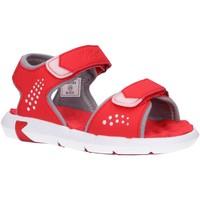 Chaussures Enfant Sandales sport Kickers 858670-30 JUMANGAP Rojo