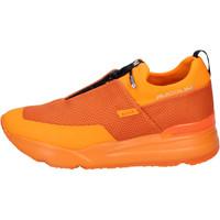 Chaussures Homme Slip ons Rucoline BH382 Orange