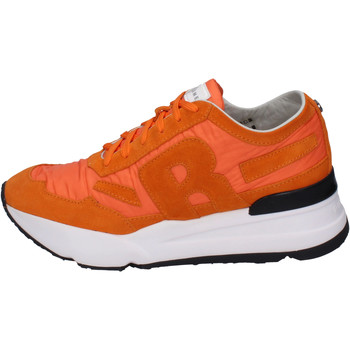 Chaussures Homme Baskets basses Rucoline BH388 Orange