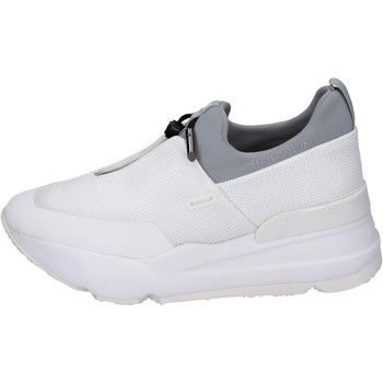 Chaussures Femme Slip ons Rucoline BH389 Blanc