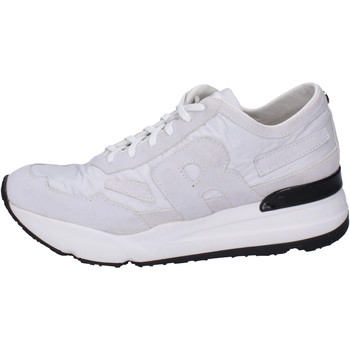 Chaussures Homme Baskets basses Rucoline BH392 Blanc