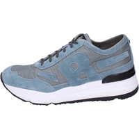 Chaussures Homme Baskets basses Rucoline BH394 Gris