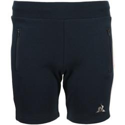 Vêtements Garçon Shorts / Bermudas Le Coq Sportif Tech Short Regular N°1 Kids bleu