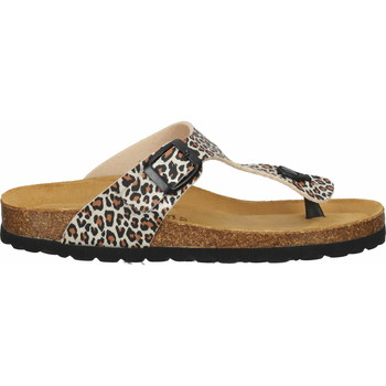 Chaussures Femme Tongs Cosmos Comfort Mules Beige