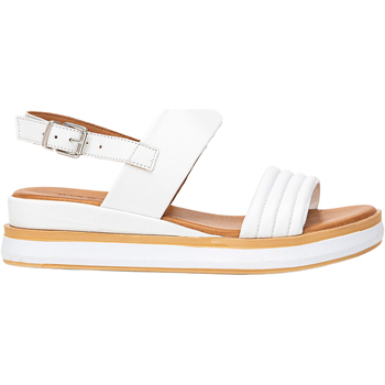 Chaussures Femme Sandales et Nu-pieds Inuovo Sandales Weiß