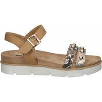 Chaussures Femme Sandales et Nu-pieds Imac Sandales Beige