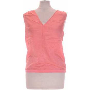 Vêtements Femme Débardeurs / T-shirts sans manche Chattawak Débardeur  40 - T3 - L Rose