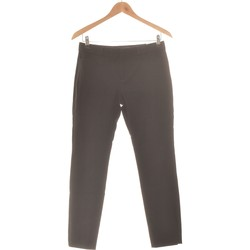 Vêtements Femme Chinos / Carrots Banana Republic Pantalon Slim Femme  38 - T2 - M Noir