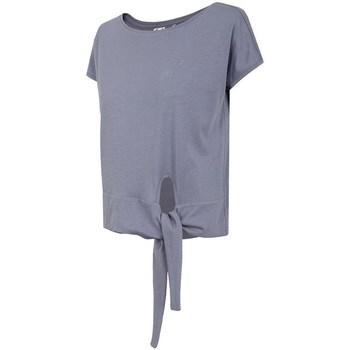 Vêtements Femme T-shirts manches courtes 4F TSD023 Violet