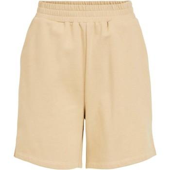 Vêtements Femme Shorts / Bermudas Vila  Beige
