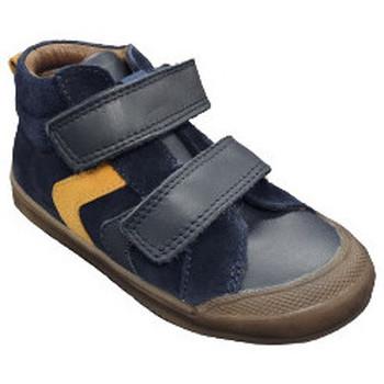 Chaussures Garçon Baskets montantes Bellamy BERRY MARINE SAFRAN