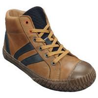 Chaussures Garçon Boots Bellamy IVAN CAMEL