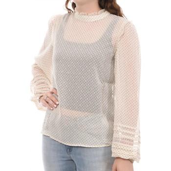 Vêtements Femme Tops / Blouses Vila 14066619 Beige