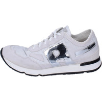 Chaussures Homme Baskets basses Rucoline BH399 Blanc