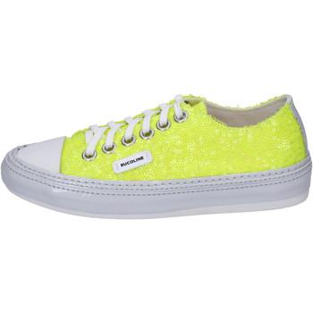 Chaussures Femme Baskets basses Rucoline BH401 Jaune
