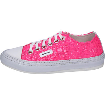 Chaussures Femme Baskets basses Rucoline BH402 Rose
