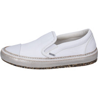 Chaussures Femme Slip ons Rucoline BH408 Blanc