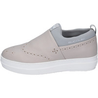 Chaussures Femme Slip ons Rucoline BH409 Gris
