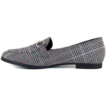 Chaussures Femme Mocassins Loca Lova REESE GREY Gris