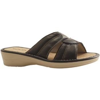 Chaussures Femme Mules Botty Selection Femmes MULE1621 BLEU MARINE