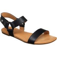 Chaussures Femme Sandales et Nu-pieds UGG Sandales plates basses Noir