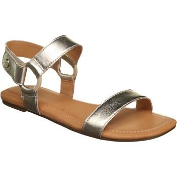 Chaussures Femme Sandales et Nu-pieds UGG Sandales plates basses Jaune