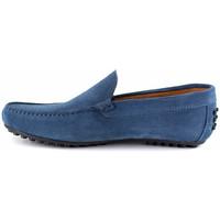 Chaussures Homme Mocassins J.bradford JB-NAVY BLEU Bleu