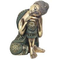 Maison & Déco Statuettes et figurines Signes Grimalt Bouddha Marrón