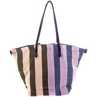 Sacs Femme Cabas / Sacs shopping Epice Sac Sac avec Pochette Amovible Femme - Violet Violet