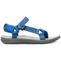 Chaussures Femme Sandales et Nu-pieds Teva Sandales Sanborn Universal Femme - Bleu Bleu
