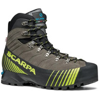 Chaussures Homme Bottes de neige Scarpa Baskets Ribelle HD Homme - Jaune Jaune